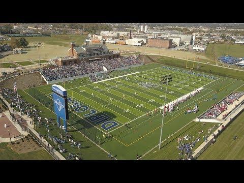 Shadek Stadium - The Diplomat Athletic Legacy Continues