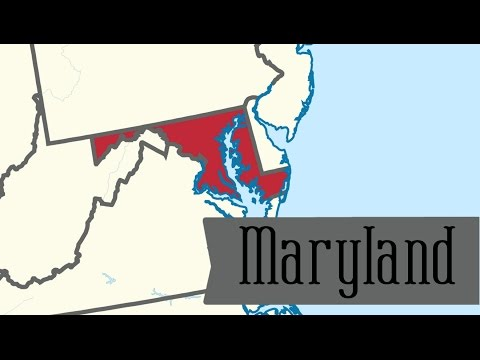 Two Minute Tour of Maryland: 50 States for Kids - FreeSchool