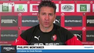 Football / Montanier :
