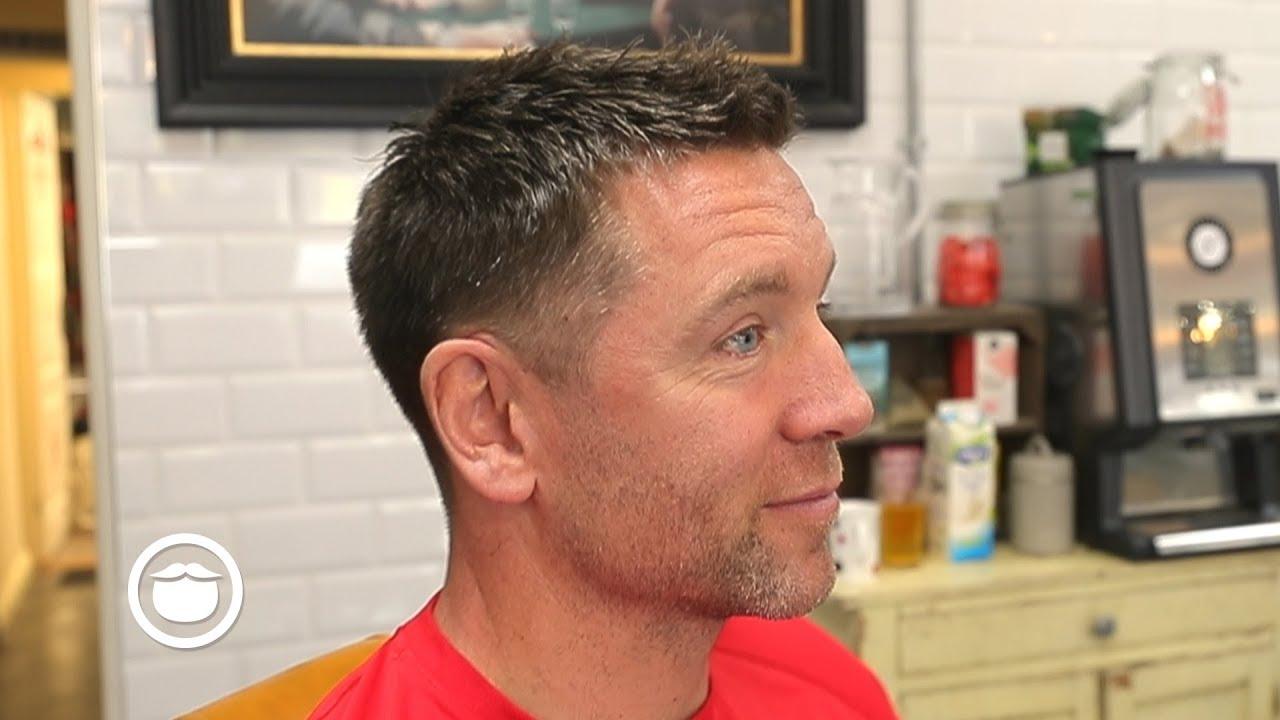 Thor Inspired Men S Haircut