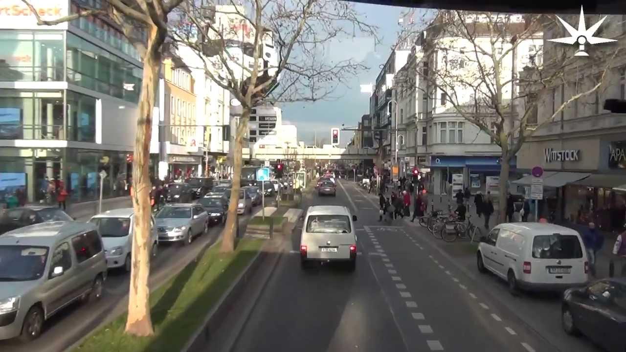 Schlo Stra E Rheinstra E Hauptstra E Innsbrucker Platz
