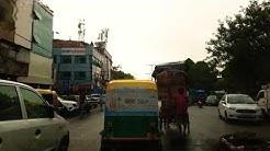Karol Bagh - Desh Bandhu Gupta Road - New Delhi - Driving In India