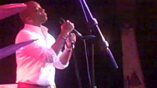 Rahsaan Patterson: Spend The Night