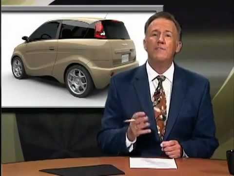 Hemp Car – Kestrel