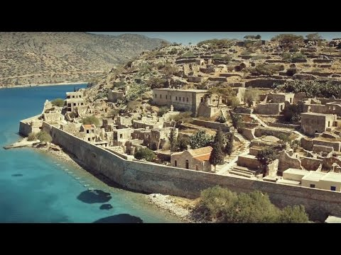 Dimitris Kyrsanidis Freerunning Through Ancient Crete