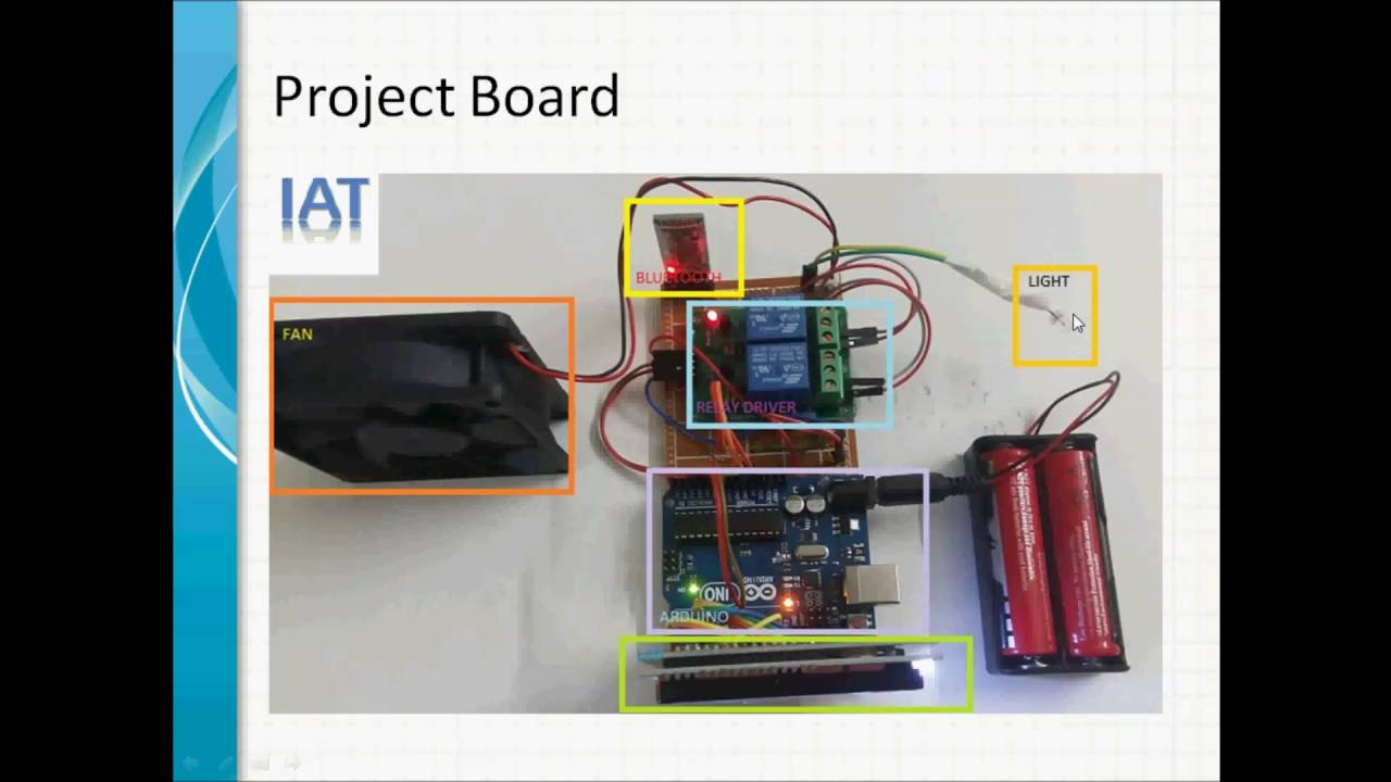 Bluetooth controlled home appliances using arduino
