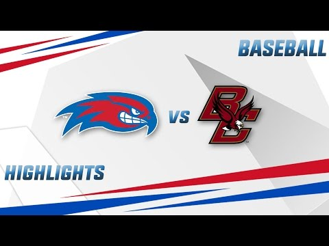 Baseball: UMass Lowell vs. Boston College