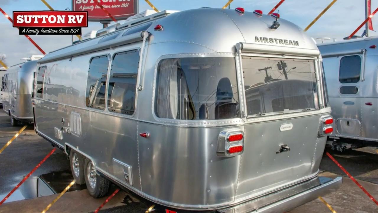 2019 Airstream Globetrotter 27FB