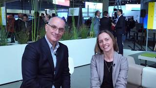 #MWC19 - Taking with Marie Hogan, Head of Broadband & IoT, Product Area Networks, Ericsson