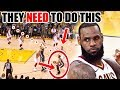 This is How The Cavs NEED To Defend Steph Curry In The NBA Finals