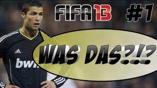 """FIFA 13 Ultimate Team - """"Was Das?!?"""" #01: Eine halbe Stunde um umzudrehen"""