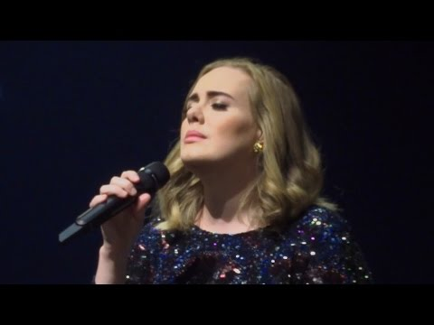 Adele - Hello (Live) @ Paris (10.06.2016) HD