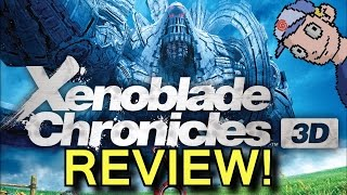 Xenoblade Chronicles 3D Review!