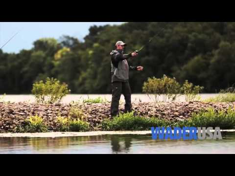 Simms™ & Gore-Tex™ - Breathable Wading Jackets