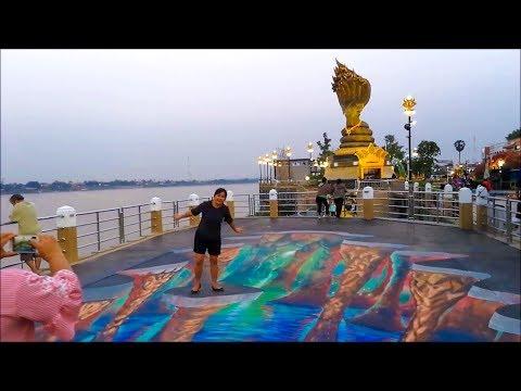 trip to nakhon phanom  - Amazing thailand