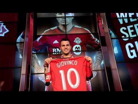 Two Solitudes Soccer Podcast Sebastian Giovinco Press Conference