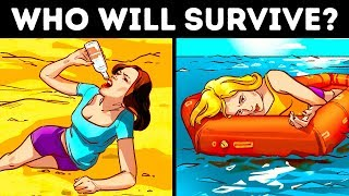 12 Survival Riddles to Keep You Alive