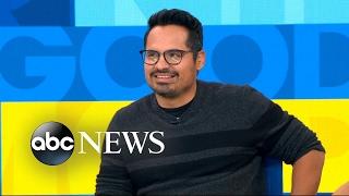 Michael Pena talks about