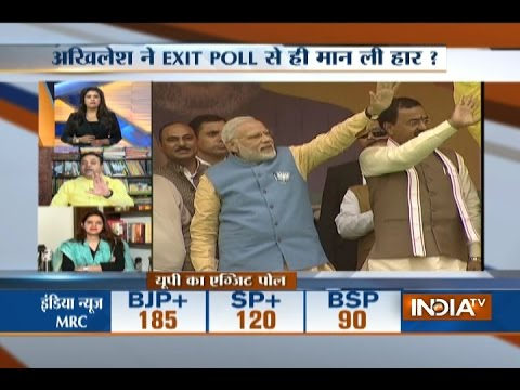 Exit Poll 2017: Most Surveys Predicts BJP's Landslide Victory in UP