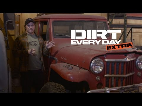 Thumbnail: Willys Wagon Preview - Dirt Every Day Extra