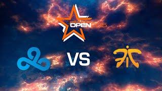 Cloud9 vs. Fnatic - Mirage - Semi Finals - Game 1 - DreamHack Open Valencia 2015