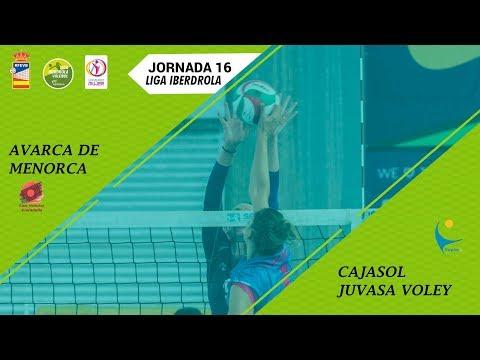 Liga Iberdrola 18/19 - Jornada-16 - Avarca De Menorca - Cajasol Juvasa Voley