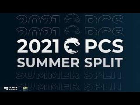 HKA vs PSG - PCS 2021 Summer - BO1