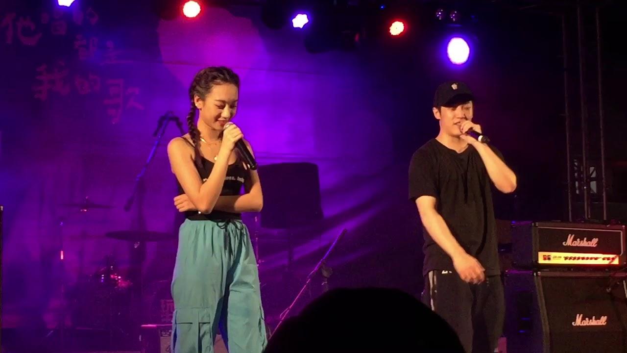 20180520 熊仔&Julia吳卓源【走到飛】@臺大音樂節 - YouTube