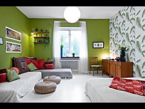 Desain Ruang Keluarga Lesehan Cantik Dan Unik Youtube