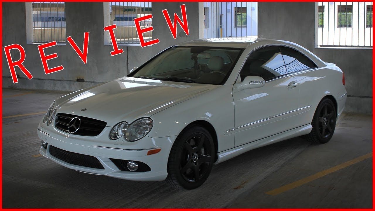 2007 Mercedes Clk550 Coupe Review