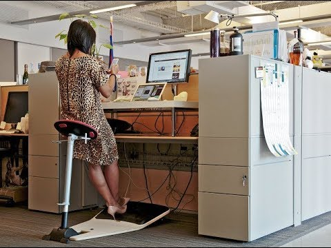 Ergonomic Standing Desk Stool & Ergonomic Standing Desk Stool - YouTube islam-shia.org