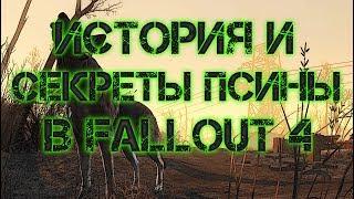 FALLOUT 4: СЕКРЕТЫ И ИСТОРИЯ ПСИНЫ