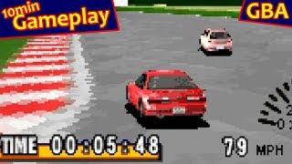 GT Advance Championship Racing ... (GBA)