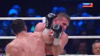 Wladimir Klitscko vs Wach Fight Highlights #1