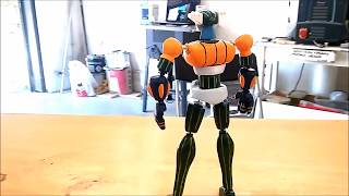 Sta per arrivare il nuovo Jeeg robot dell'Artigiano... The new Steel Jeeg of the Artigian is coming ... 芸術家の新しい鋼鉄ジーグが来ています...