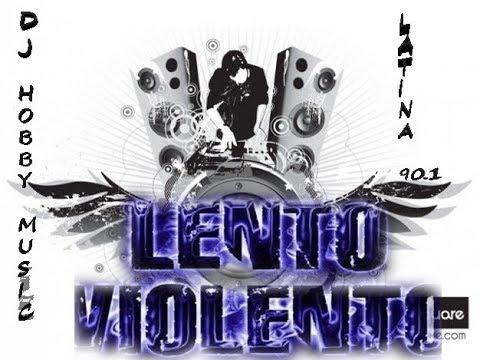 DJ WALTER HOBBY MUSIC//LENTO VIOLENTO// LATINA 90.1 FM//JAVIER MT SLOW STYLE