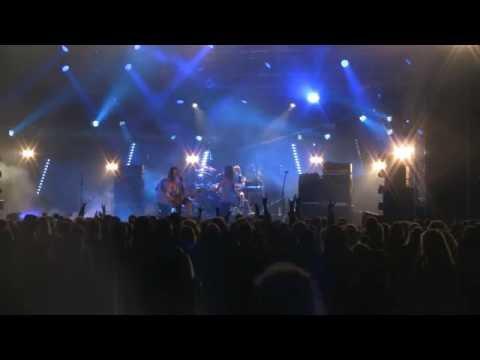 Lost Society (Fin) live @ Devilstone festival, Lithuania, 2015