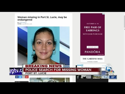 28-year-old woman reported missing in Port St. Lucie