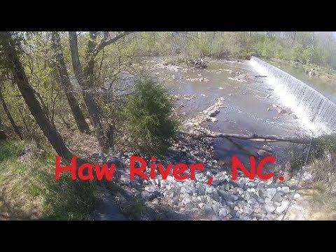 River Fishing - Haw River North Carolina Fishing