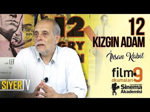 12 Kızgın Adam - 12 Angry Men (Sidney Lumet) | İhsan Kabil (Film Okumaları 9)