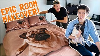 EPIC PUPPY ROOM MAKEOVER!