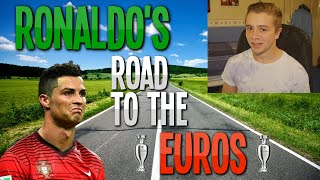 Fifa 15 - ronaldo's road to the euros | ep. 1 (a new level of overpowered)