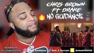 Chris brown - no guidance (official video) ft. drake ‼️reaction‼️