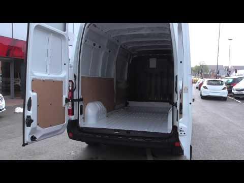 Vauxhall MOVANO 2.3 CDTI H2 Van 125ps U17687