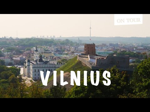 Vilnius, Lithuania Travel: Sights, city vibes & alternative