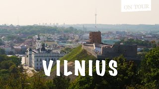 Vilnius, Lithuania Travel: Sights, city vibes & alternative experiences // ON TOUR in the Baltics
