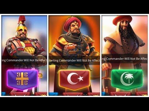 Rise Of Civilization 3 New Civilizations! T4 Units + Buffs!