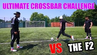 Repeat youtube video COMEDYSHORTSGAMER VS F2FREESTYLERS | ULTIMATE CROSSBAR CHALLENGE