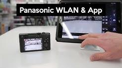 Panasonic Image App | Fotos kabellos auf das Smarphone übertragen und fernsteuern