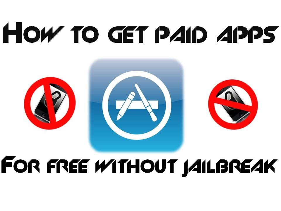how to get free apps on iphone how to get paid apps for free without jailbreak on iphone 4381